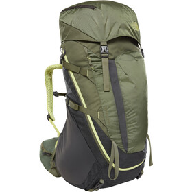 The North Face Terra 55 Backpack Dam tnf dark grey heather/four leaf clover